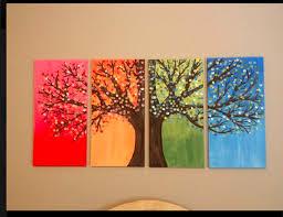 Peinture Simple A Faire Pour La Maison