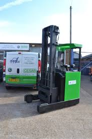 100 Truck For Hire BT CESAB RRE140M Reach For MMH S For Sale