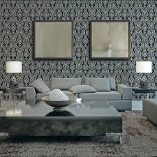 barock tapete profhome vd219175 di heißgeprägte vliestapete geprägt im barock stil schimmernd blau gold hell grau 5 33 m2