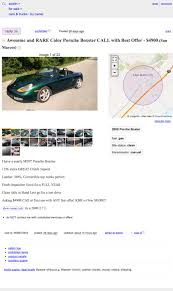 100 Craigslist Austin Texas Cars And Trucks By Owner At 4900 Could This Very Verdant 2000 Porsche Boxster Get Your Green
