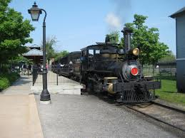 Greenfield Village Halloween by Greenfield Village Dearborn Michigan Ride The Rails At The