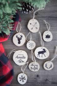 Seashell Christmas Tree Ornaments by Best 25 Twig Christmas Tree Ideas On Pinterest Twig Tree Stick