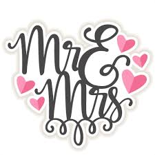 Mr And Mrs Clipart 1