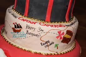 pirate birthday cake photo 12