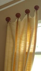 Nickel And Bronze Decorative Curtain Rods AllstateLogHomes Com 11 Intended For Inspirations
