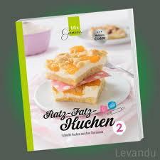 mixgenuss ratz fatz kuchen 2 schnelle kuchen aus dem