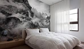 coole schlafzimmer ideen für effektvolle wandgestaltung