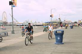 Bicycling The Jersey Shore