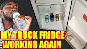 How To Fix Fridge In Semi Trucks, Rv's, Mobile Homes & Minivans ... Big Rig Semi Truck With Reefer Trailer Move On The Night Road In White Bonnet American 1984 Peterbilt 359 Refrigerator Tool Box Magnet Rig Modern Red Semi Truck Tractor With Refrigerator Trailer Legendary Black 2018 389 Iowa Custom Kit And Accident Accidents Youtube Trailers Classic Bonneted Chrome Trim And A Powerful For Long Haul Deliveries Waeco Freightliner Fridge Unit Runn Worlds Most Recently Posted Photos Of Camion Fridge