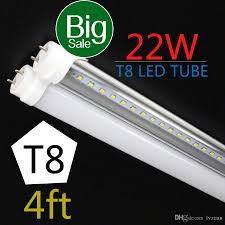 factory direct 4ft t8 light high bright led 22w warm