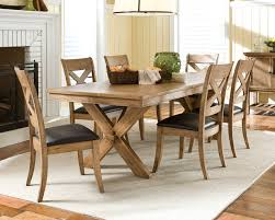 beautiful light wood kitchen table taste