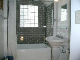 bathroom shower subway tile ideas world of craft
