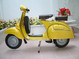 Restored Vintage Vespas Lambretta Scooters From ClassicalWheels