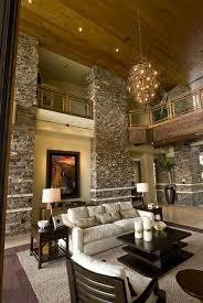 natursteinwand im wohnzimmer die natur zu hause empfangen
