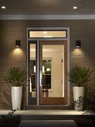 modern exterior sconce l for house simple