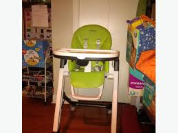 Peg Perego High Chair Siesta by Peg Perego Siesta High Chair West Shore Langford Colwood