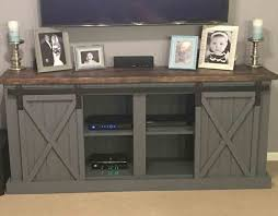 Reclaimed Wood Tv Stand U Barn Style Pallet Corner Entertainment Center
