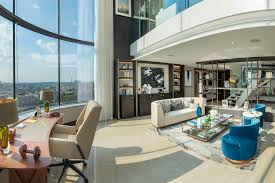 100 Penthouse In London The Corniche Albert Embankment Martyn White Designs