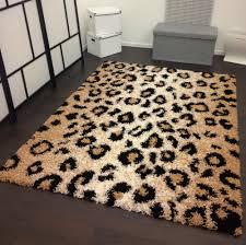 Piquant Zebra Print Rug Style Sculpted Zebraprint Zebra Print