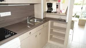 corniche cuisine espace cuisine photo de maeva résidence la corniche d or