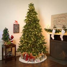 Pre Lit Christmas Tree White