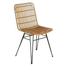 rattan esszimmer stuhl rattan esszimmerstühle