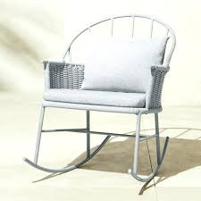 Modern Rocking Chairs Grey Chair Ikea