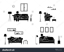 Stick Figure Resting Home Position Set Stock Illustration ... Sullivan Leather Wingback Chair Homeplaneur Correct Sitting Position On Office Armchair Traing Stock Photo The Scout Top 50 Big Board 10 And Position Rankings Chairs Yoga In Business Man Exercising House Fniture Art Deco Recling Sofa Mesmerizing Small Girl Sitting On The Armchair In A Beautiful Isabel Lvet Bgere Amazoncom Vifah V145 Outdoor Wood Folding Arm Chair With