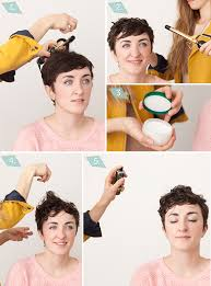 Short Hair Styling By ModCloth