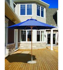 classic 9 foot umbrella galtech teak frame patio umbrella store