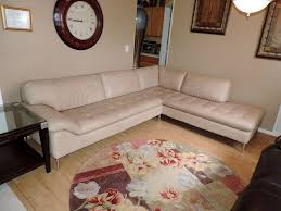 Chateau Dax Leather Sofa Macys by Bloomingdale U0027s Corisca Chateau D U0027ax Two Pc Oyster Tufted Leather