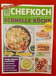 chefkoch heft 02 2020 schnelle küche blitz rezepte