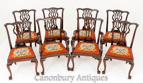antike esszimmerstühle canonbury antiquitäten