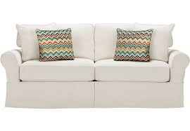 Cindy Crawford Microfiber Sectional Sofa by Cindy Crawford Home Beachside Natural Sofa Sofas White