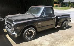 Powerless: 1970 Chevrolet C-10 Stepside Welcome To Art Morrison Enterprises Bangshiftcom Is Basic Better This 1970 Chevrolet El Camino As 1955 Chevy Pickup Pro Street Picture Car Locator C20 Fast Lane Classic Cars Ck Truck For Sale Near Lithia Springs Georgia C10 2036731 Hemmings Motor News Resto Mod Short Bed For Sale 22500 Sold Youtube Black Widow Busted Knuckles Truckin Magazine 1971 Gmc Truck Chevy Shortbed Hot Rod Gmc W170 Kissimmee 2011