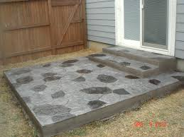 Cost Of Stamped Concrete Patio In Nj Vs Pavers How Much Does It To ... Stone Texture Stamped Concrete Patio Poured Stamped Concrete Patio Coming Off Of A Simple Deck Just Needs Fresh Finest Cost Of A Stained 4952 Best In Style Driveway Driveways And Patios Amazing Walmart Fniture With To Pour Backyards Cement Backyard Ideas Pictures Pergola Awesome Old Home Design And Beauteous Dawndalto Decor Different Outstanding Polished Designs For Wm Pics On Mesmerizing