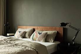 reduziert aufs wesentliche neue farben im schlafzimmer