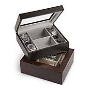 Mens Wooden Dresser Valet Tray by Personalized Valets U0026 Watch Boxes At Things Remembered