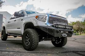 Picking The Right Toyota Tundra Aftermarket Front Bumper