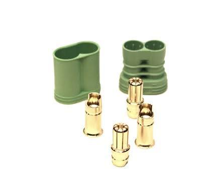 Castle Creations 6.5mm Polarized Bullet Connector
