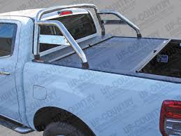 Ford Ranger T6 2012+ Roll Bar, Sporst Bar In Stainless Steel