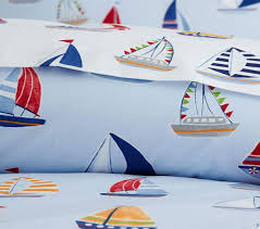 Organic Hudson Sailboat Quilt Cover | Pottery Barn Kids Pottery Barn Wall Hooks Pb Teen Wicker Peace Shelf At Modern Tufted Wingback Rocker Stylish Nursery Chairs 209 Best Crate And Barrel Images On Pinterest Baby Sailboat Wallpaper Boy Ideas For Masculine Blue And White Kids Room Color With Decorative Bath 115624 Nwt Pink Whale Beach Towel Best 25 Barn Shelves Ideas Bedroom Sheets Kids Redones Patchwork The Hallway Life Love Simply Creative Boys Michaels Nautical Oasis Project Going Coastal Part I Aylee Bits Bedroom Ceiling Stars Hgtv