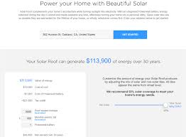 tesla s solar roof pricing is out and it s competitive tesla
