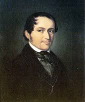 Friedrich Wieck Um 1830 Gemalde Im Robert Schumann Haus Zwickau