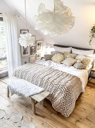 schlafzimmer boho chic