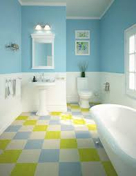 Marmoleum Click Bathroom
