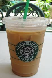 Starbucks Grande Iced Coffee With Milk