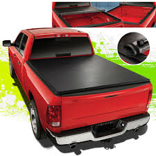 100 Tonneau Covers For Trucks FOR 1518 FORD F150 TRUCK 8 LONG BED LOCKROLLUP SOFT VINYL