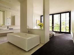 Modern Master Bedroom With Bathroom Design Trendecors Ideas Master Bedroom Ensuite Modern Interior Design House