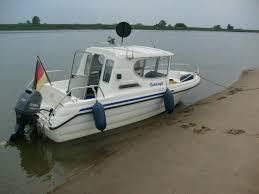 570 c kajütboot angelboot